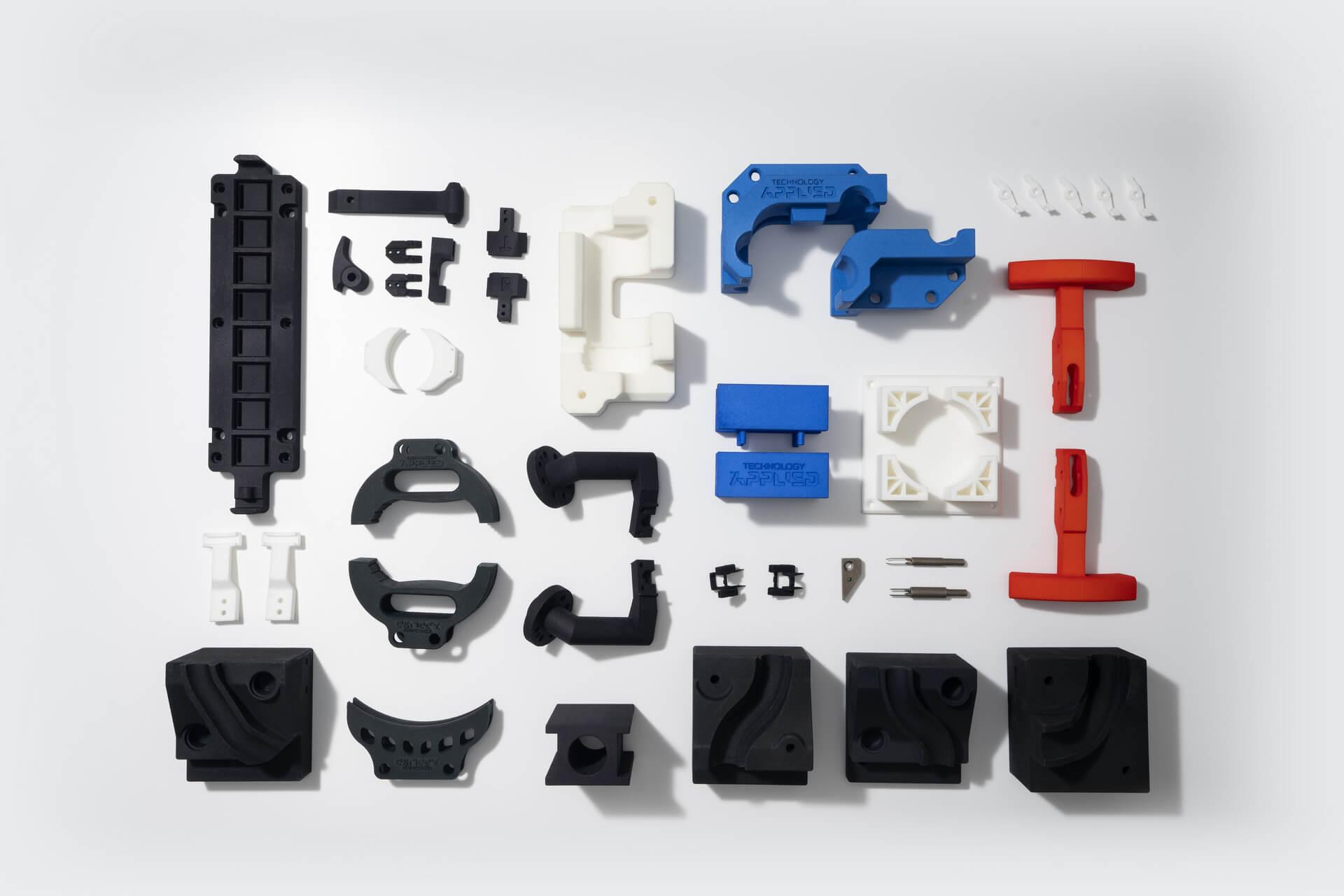 Zamawiaj funkcjonalne części z certyfikowanych materiałów